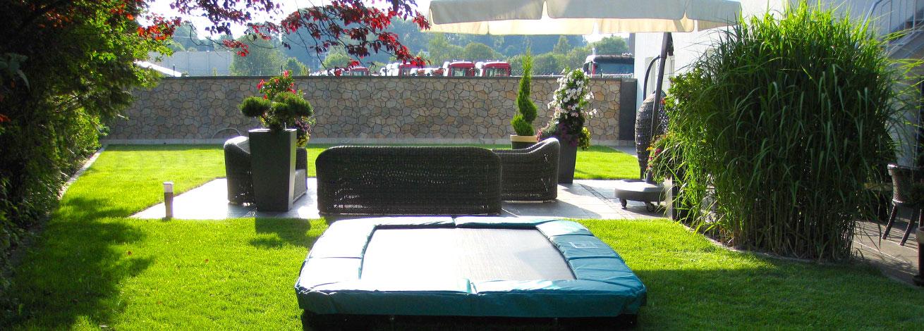 GartenBaur plant und baut Ihren Garten zum Entspannen