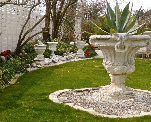 GartenBaur romantischer Garten