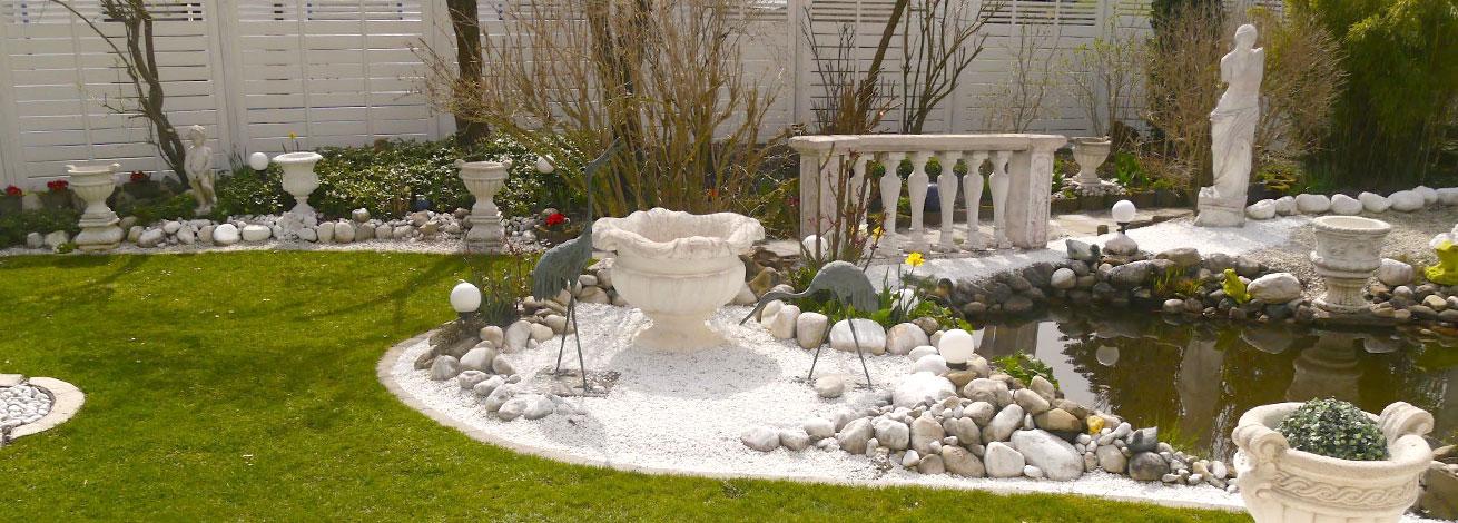 Garten- und Teichanlagen in Türkheim GartenBaur